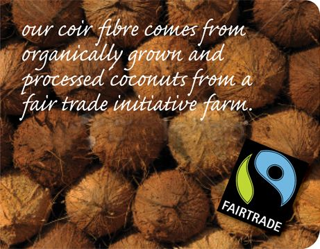 renewable materials coir