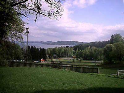 Winter sports center in Messilä