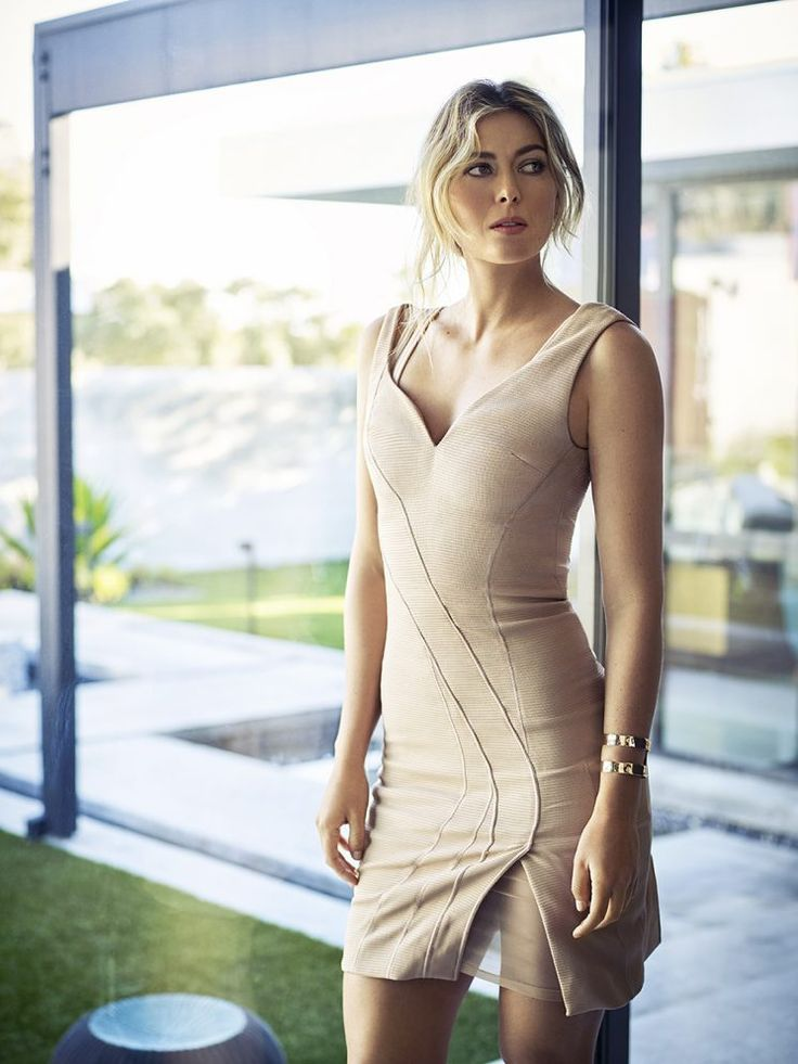 Art Streiber photographs Maria Sharapova for the cover of Vanity Fair Spain « Stockland Martel Blog