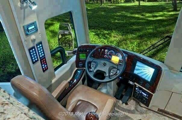 Luxus Motorhome 4
