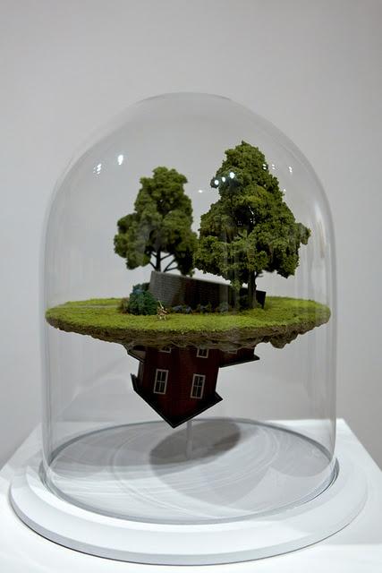 suburban terrarium
