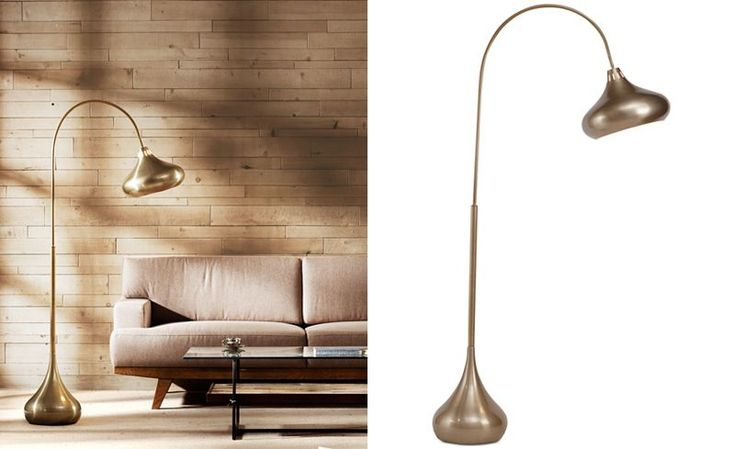 INK+IVY Arlo Antique Bronze Floor Lamp - Lighting & Lamps - For The Home - Macy's