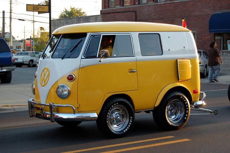 T1 Shorty | Die 12 coolsten VW Bullis Welt - Mpora Aktion Sports Network