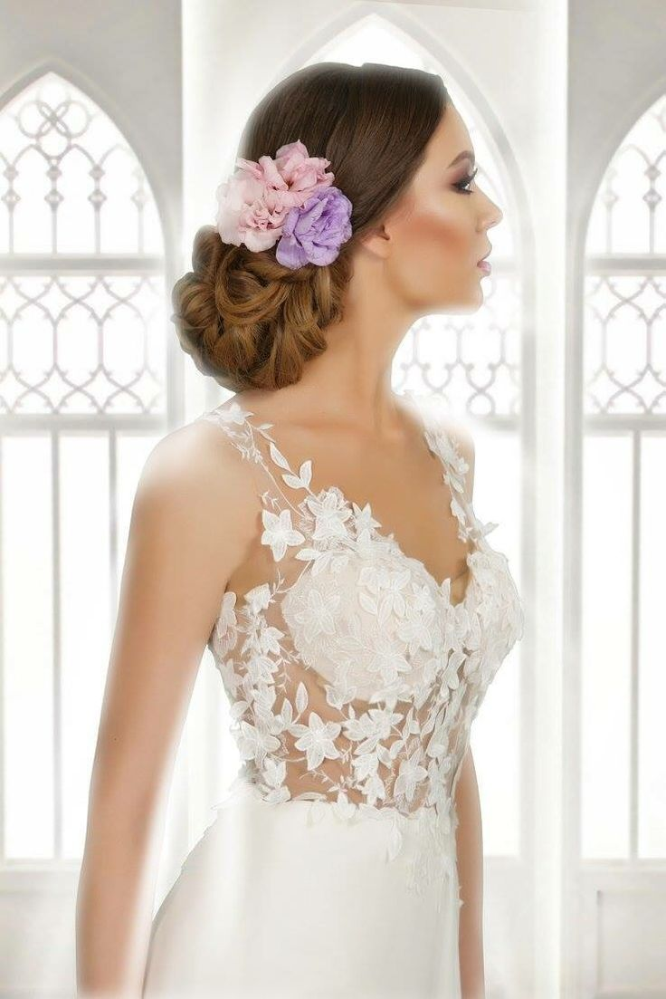 57 best Hair& make up images on Pinterest | Hair make up, Bridal ...