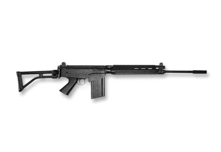 Thumbnail picture of the R1 Rifle
