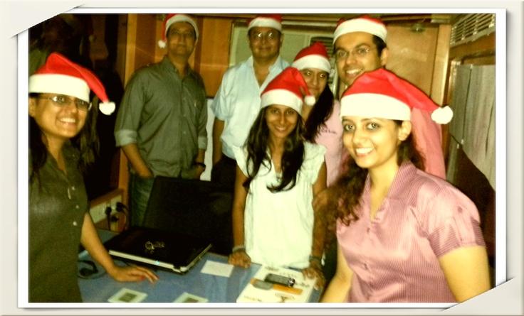 Each one of us is a Santa Kettchupian!