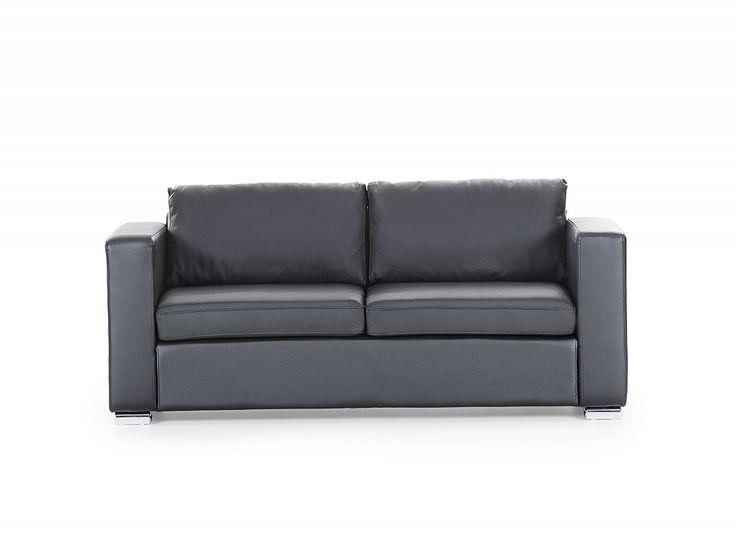 25+ best ideas about sofa schwarz on pinterest | weißer ... - Wohnzimmer Sofa Schwarz