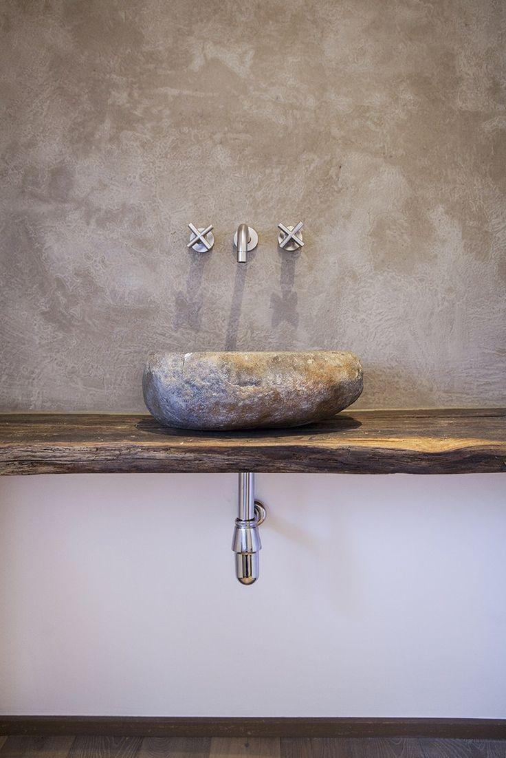 Kalkputz Badezimmer