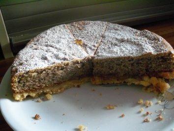 Kuchen - Nusskuchen - Rezept mit Bild - kochbar.de