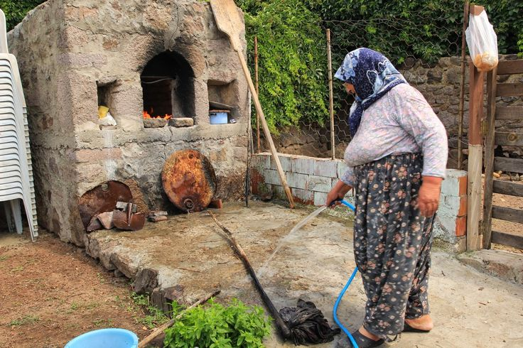 Bread-making in a Turkish Village for a Circumcision Celebration! - A Seasonal Cook in Turkey