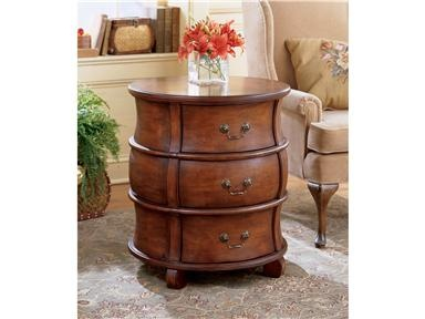 Shop for Butler Specialty Company Barrel Table, 0523024, and other Living Room Tables at Goods Home Furnishings in North Carolina Discount Furniture Stores. This sensible table is a needful inclusion. Alluring aesthetics and an adaptable build make this table the perfect solution for providing both looks and utility.