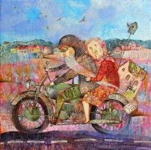 by Anna Silivonchik