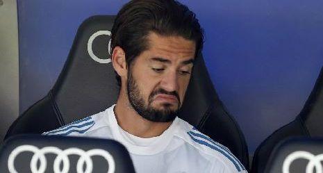 """ISCO """"Não sabia que no futebol pode se fazer quatro substituições"""""""