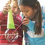 Inside-Out Bubbles by familyfun #Bubbles #Kids #familyfun