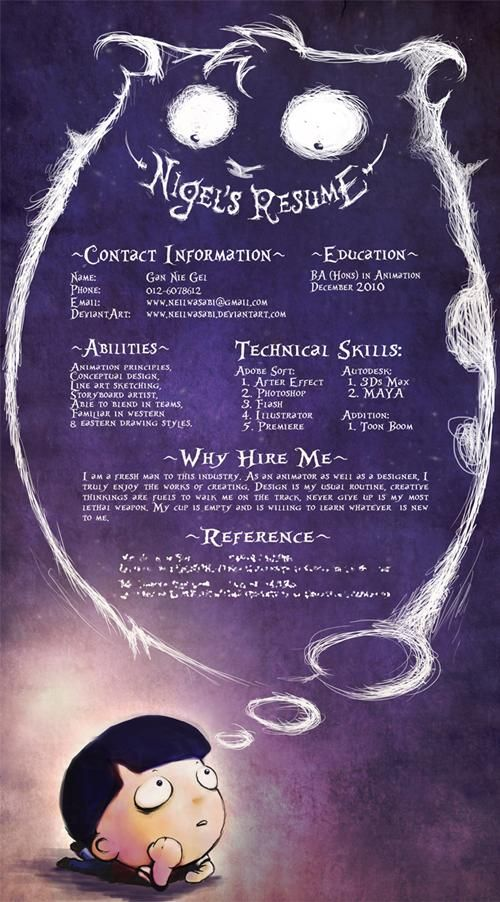 150 best original resumes images on Pinterest Creative resume - game design resume