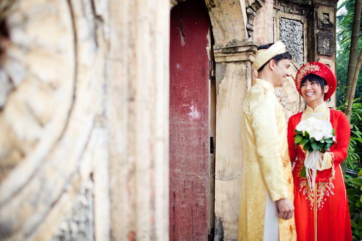 hanoi wedding