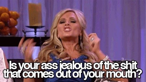 """A Definitive Ranking Of The Most Iconic """"Real Housewives"""" Quotes"""