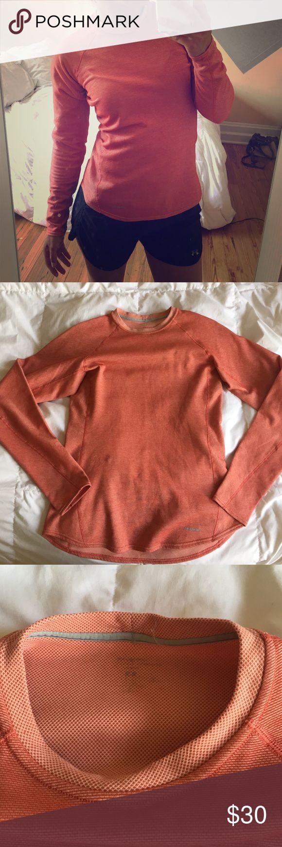 Patagonia shirt Size small orange Patagonia shirt. Thickish material Patagonia Tops Tees - Long Sleeve