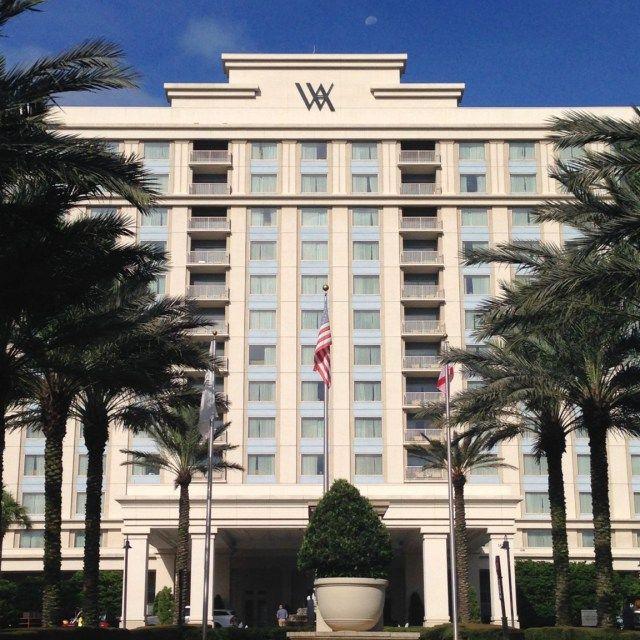 Waldorf Astoria Orlando Resort in Orlando, Florida, USA - review by Wilson Travel Blog