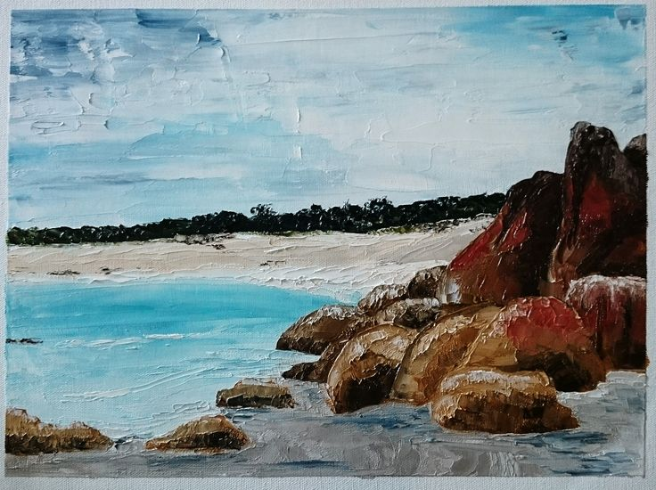The Bay of Fires is a stunning area on the North Eastern corner of Tasmania.  The sand is pure white, the sea a brilliant blue green, and the rocks have bright red coats pulled close around them. A...