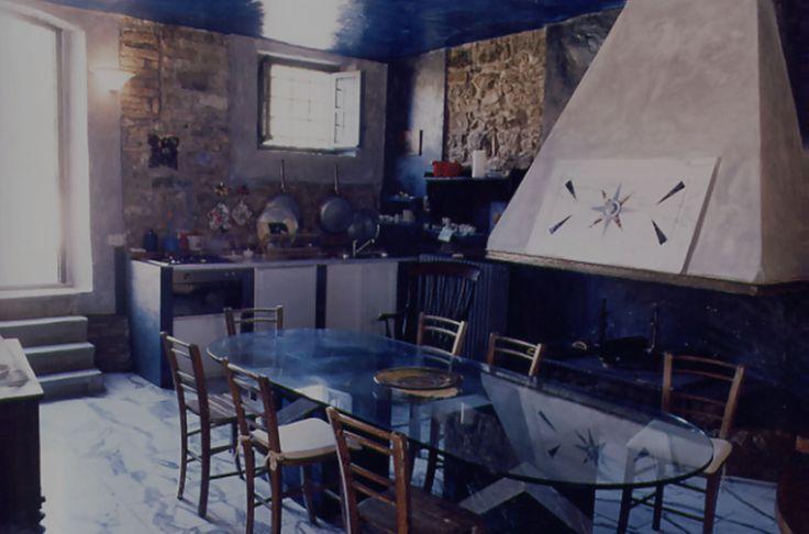 appartamento bianco casa colonica 3