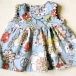 (Free!) Itty Bitty Baby Dress Pattern