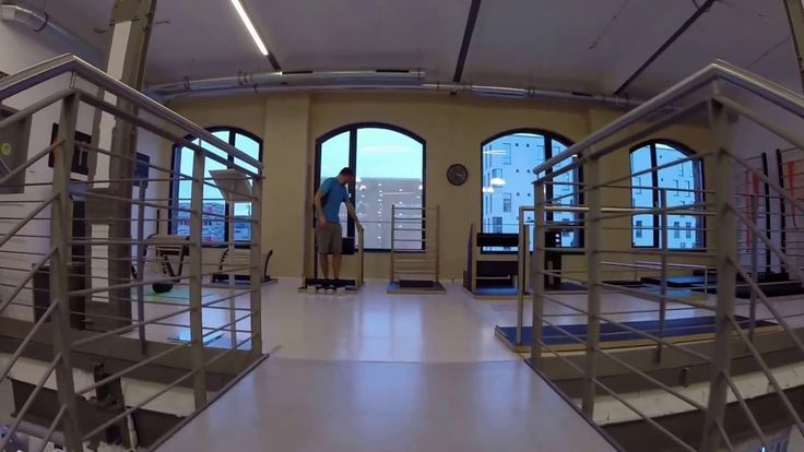 Perfect  Fitnessstudio Saarbruecken Campus Sports Club Rundgang Saarland