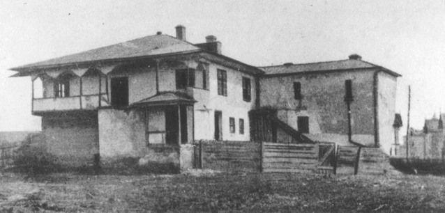 Carol Popp de Szathmari. Casa Procopoaiei