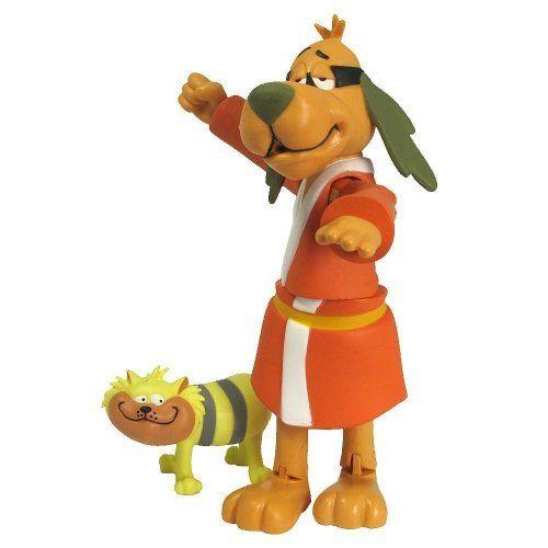 Hanna Barbera 6 Inch Action Figure - Hong Kong Phooey