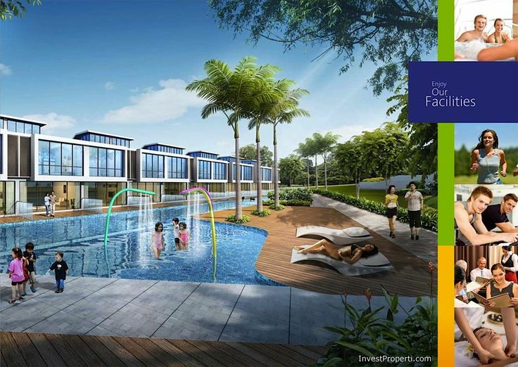 Puri Mansion Apartment Facilities.