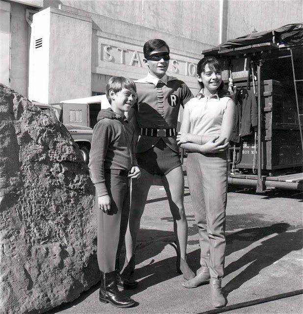 Lost In Space Batman Burt Ward Bill Mumy Angela Cartwright