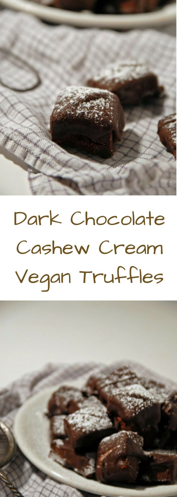 These are seriously the easiest truffles you have ever seen with so many possibilities!