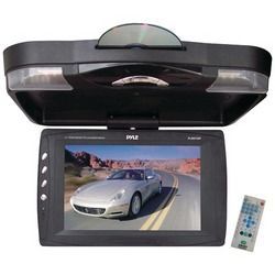 "Pyle 12.1"" Ceiling-mount Lcd Monitor With Dvd Player (pack of 1 Ea)"