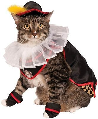 Puss in Boots - Cat Costume Pet Halloween Accessory Funny Cute Fairytale fnt