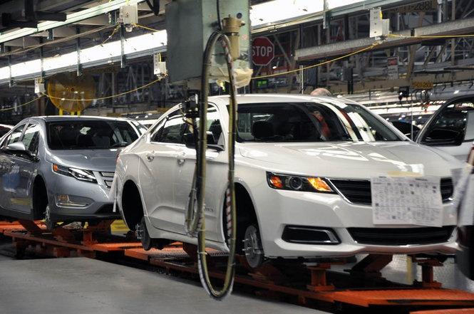 2014 Impala, Chevrolets Fastest Selling Vehicle