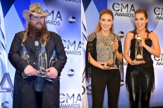 2015 CMA Awards Winners Analysis: The Newbies Get Their Due
