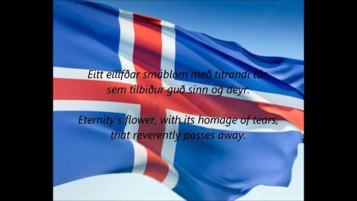 "Icelandic National Anthem - ""Lofsöngur"" (IS/EN)"