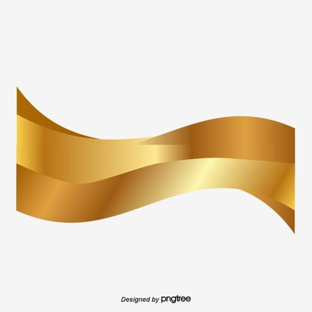 Golden Ribbon Decoration Ribbon Vector Decoration Vector Gold Decorative Ribbons Png And Vector With Transparent Background For Free Download Ribbon Decorations Ribbon Png Ribbon