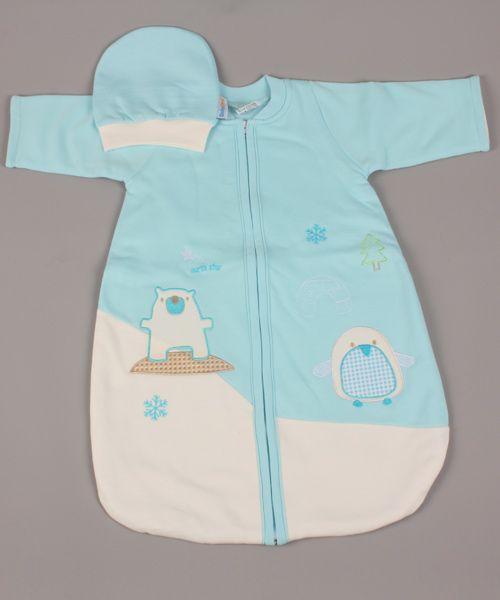 Bebek Uyku Tulumu Modelleri ve Dikiş Kaliplari