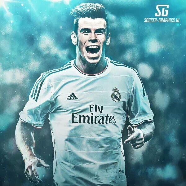 Gareth Bale.