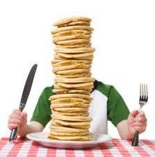 's Ochtends zin in pannenkoeken? Hier is een snel koolhydraatarm ontbijtrecept voor eiwitpannenkoeken!