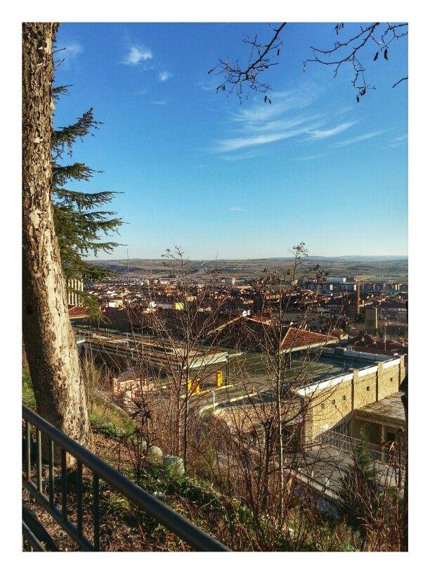 Vista del valle Amblés #Ávila #Spain #cristinatiad