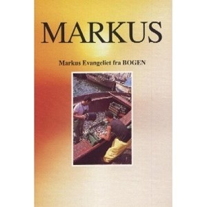 Danish Gospel of Mark / Markus Evangeliet fra BOGEN / Illustrated with many full colour photographs