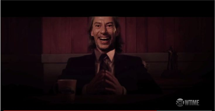 Showtime Premiere : Twin Peaks serie trailer SEASON 3. Cooper's dream at the end of the third episode, which became a driving pl