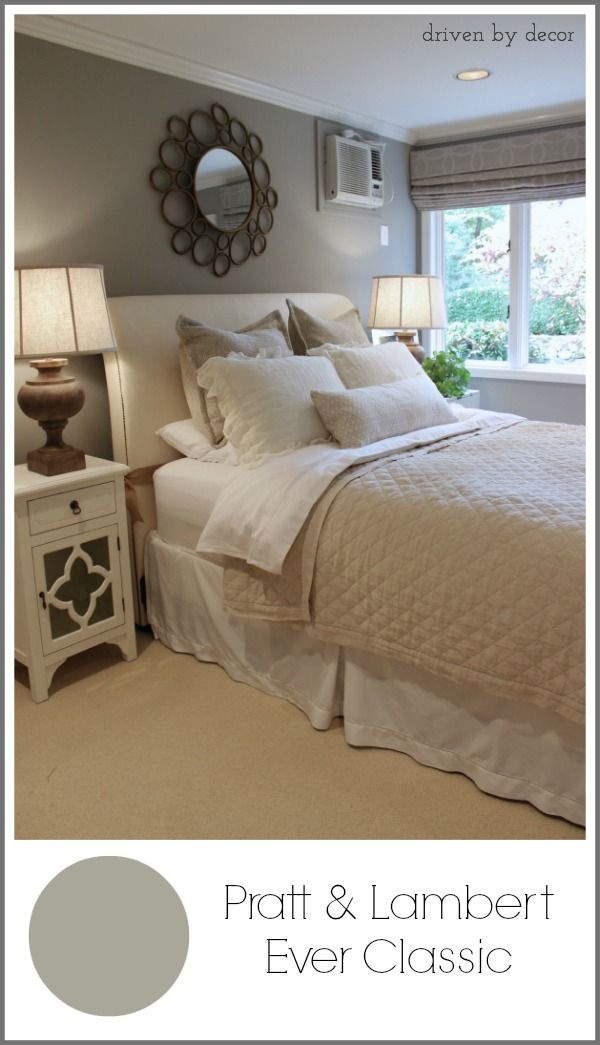 My home 39 s paint colors room by room neutral tones wall for Paint colors neutral tones