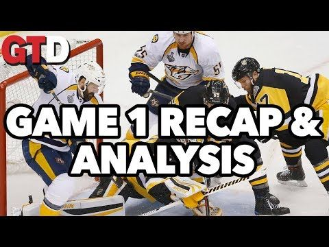 2017 Stanley Cup Finals: Game 1 Recap and Analysis w. Neil Smith | Game Time Decisions