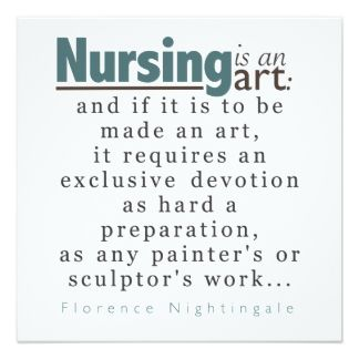 florence nightingale quotes nursing is an art | Florence Nightingale Gifts - Shirts, Posters, Art, & more Gift Ideas