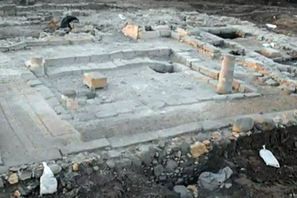 Synagogue Where Jesus Preached Uncovered    12.24.14    Excavations at ancient synagogue in Magdala where Jesus most certainly preached are now open to the public