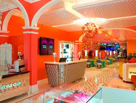 188 best salon spaces to die for images on pinterest salon ideas salon design and beauty salons