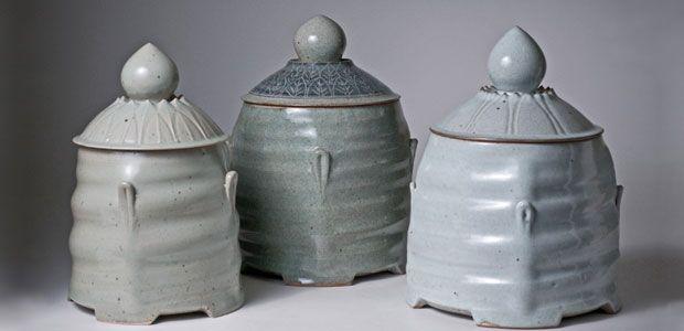 Ceramic Arts Daily – Po-Wen Liu Shares the Secrets to his Beautiful Celadon Glazes